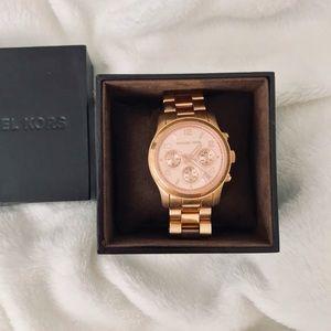 Michael Kors | Rose Gold Watch